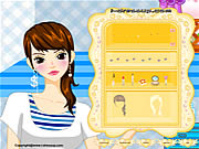 Girl Dressup Makeover 14 Game