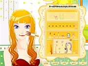 Girl Dressup Makeover 12 Game