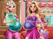 Princesses Birth Preparation Game