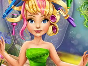 Pixie Hollow Real Haircuts Game