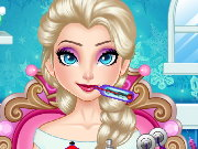 Elsa Frozen Brain Surgery Game