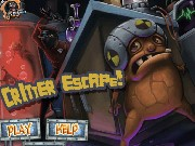 Critter Escape Game