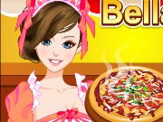 Bellas Pizza Game