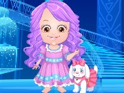 Baby Hazel Ice Princess Dressup Game