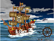 Pirate Ship Game