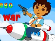 Diego Air War Game