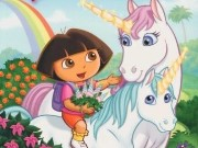 Dora On The Unicorn King Game