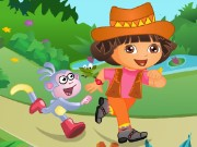 Dora Lost Monkey Game