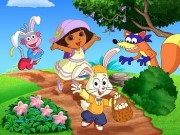 Dora Easter Eggs Game