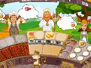Time Machine 2 Medieval Cooking Game