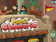 Papas Cheeseria Game