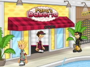 Papas Bakeria Game