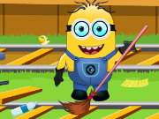 Minion At Railway Station Game
