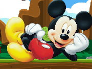 Mickey Bubble Adventure 3 Game