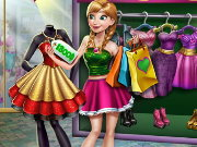 Anna Real Life Shopping Game