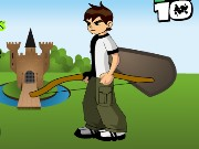 Ben 10 Middle Ages Game