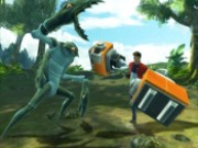 Generator Rex Battle Dinosaurs Game