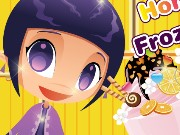 Homede Frozen Yogurt Game
