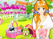 Vivians Cute Pets Game