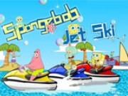 Spongebob Jet Ski Game