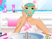 Blossom Pink Makeover Game