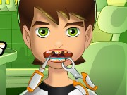 Ben10 Tooth Problems Game