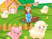 Baby Alice Farm Life Game