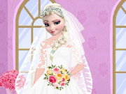 Elsa Wedding Day Game