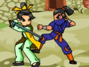 Chinese Wushu Game