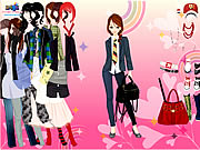 Clarissa Dress Up Game