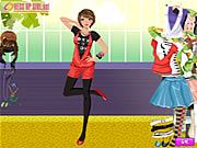 Miss Sixty Dress up Game