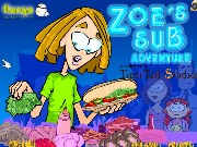 Zoes Sub Adventure Game