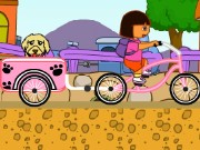 Dora Pet Shop Game