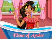Elena Of Avalor At Spa Game
