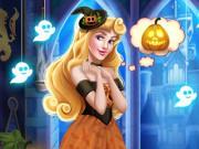 castello di halloween di aurora