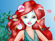 Charming Mermaid Makeover Game