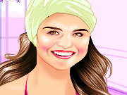 Stylish Selena Makeover Game