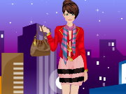 Fashionable Girl Fashion Game