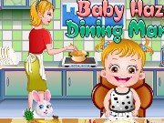 Baby Hazel Dining Manners Game