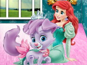 Ariel and Matey Palace Pets Game