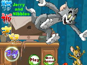 Jerry And Nibbles Game Game