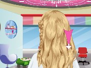 Three Kinds Of Spring Hairstyles Game