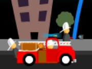 Fire Fighter Game
