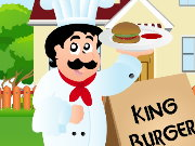 Cooking a Burger Game
