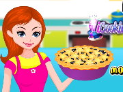 Blue Berry Pie Baking Game