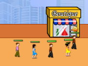 Creating Street Shop Game