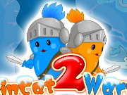 Twin Cat Warrior Game