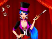 Magician Lady DressUp Game