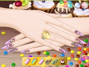 Manicure Magic Game