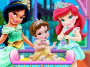 Baby Princess Bedroom Game